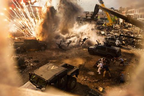 Box Office USA: Pierwsze miliony Transformers: Ostatni rycerz. Maleją prognozy