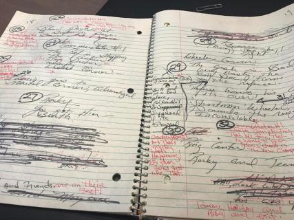 Jak wygląda praca scenarzysty?