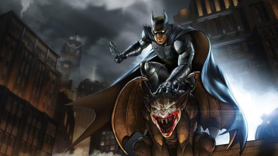 Batman, Wilk i zombie. Telltale zapowiada kolejne sezony gier