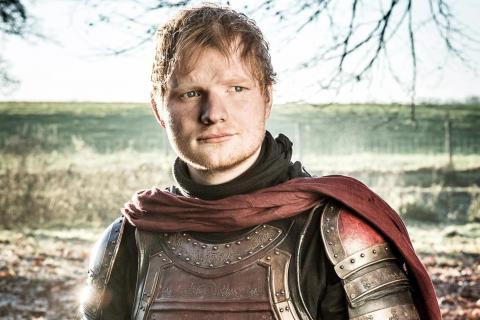 Gwiezdne Wojny: część IX – Ed Sheeran zaliczy swój epizod w filmie