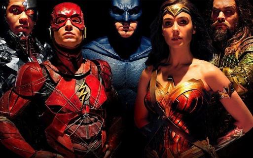Analiza zwiastuna filmu Liga Sprawiedliwości z Comic-Conu
