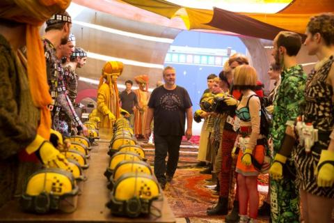 Luc Besson przyjeżdża do Polski. Reżyser będzie promować film Valerian i Miasto Tysiąca Planet