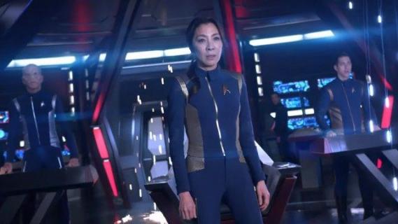 Czy Star Trek: Discovery pokaże równoległe wszechświaty? Producent odpowiada