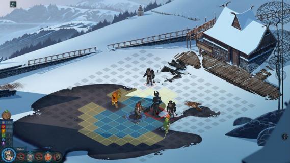 The Banner Saga bez wersji na PlayStation Vita. Projekt trafił do kosza