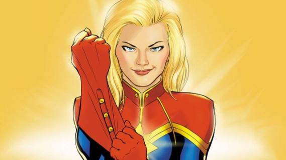 Captain Marvel – zdjęcia pierwszej superbohaterki MCU już są!