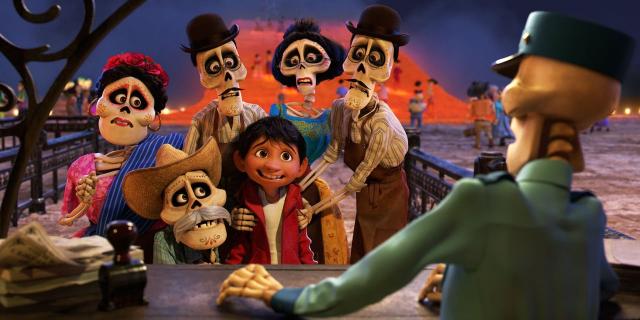 QUIZ: Rozpoznaj film animowany Disneya/Pixara po zdjęciu