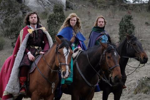 Korona królów – zobacz nowy zwiastun serialu TVP
