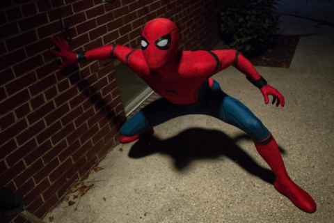 Spidey w akcji. Zobacz nowe zdjęcia ze Spider-Man: Homecoming