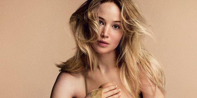 Wszystkie wdzięki olśniewającej Jennifer Lawrence. Zobacz sesję zdjęciową