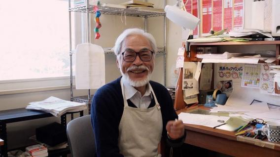 Legendarny Hayao Miyazaki szykuje dwie nowe animacje dla studia Ghibli