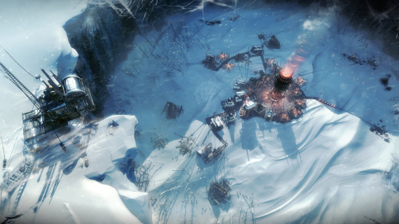 Nowa gra od twórców This War of Mine. Zwiastun Frostpunk z fragmentami rozgrywki