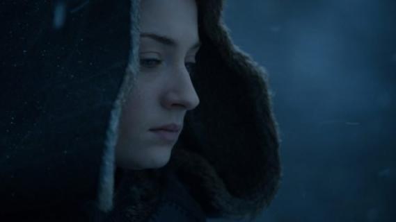 Zobacz niesamowitą scenę z finału 7. sezonu serialu Gra o tron