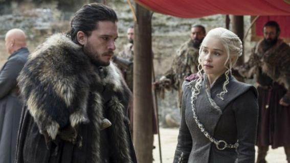 Gra o tron – Kit Harington i Emilia Clarke komentują wydarzenia z finału