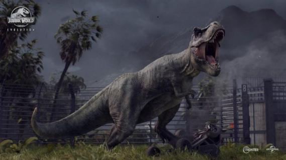 Jurassic World Evolution: Zobaczcie 20 minut prosto z gry