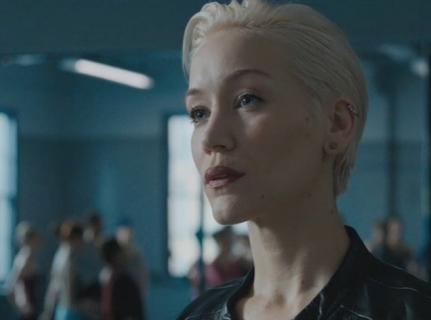 Marina Benedict i Benjamin Stockham w 4. sezonie Gotham