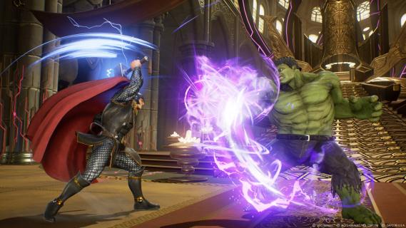 [GC2017] Dormammu i Jedah w nowym zwiastunie Marvel vs Capcom Infinite