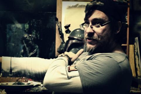 Simon Bisley – od heavy metalu do największych komiksowych hitów