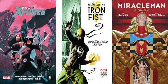 Wrześniowe zapowiedzi Mucha Comics. Zobacz materiały graficzne