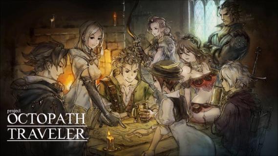 Octopath Traveler – recenzja gry
