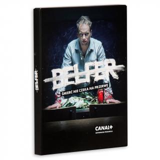 Wygraj 1 sezon Belfra na DVD