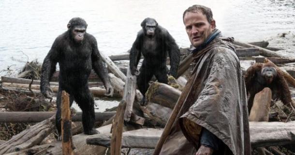 Wojna o planetę małp: ta usunięta scena wyjawia los przyjaciela Caesara