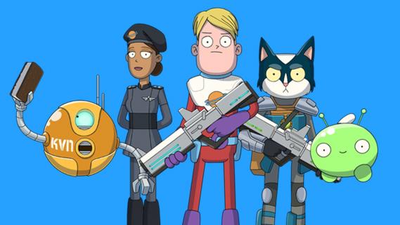 Będzie 2. sezon serialu Final Space