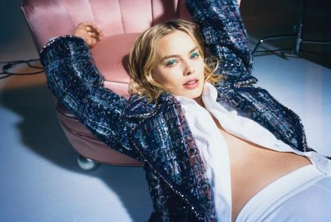 Zjawiskowa Margot Robbie prezentuje wdzięki w sesji zdjęciowej