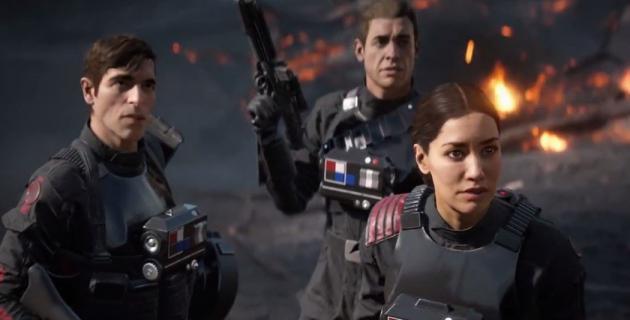 Zobacz szkice koncepcyjne ze skasowanego Star Wars Battlefront