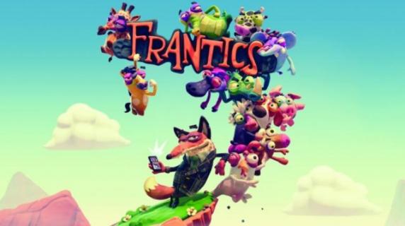 Frantics – zwiastun premierowy nowej gry towarzyskiej