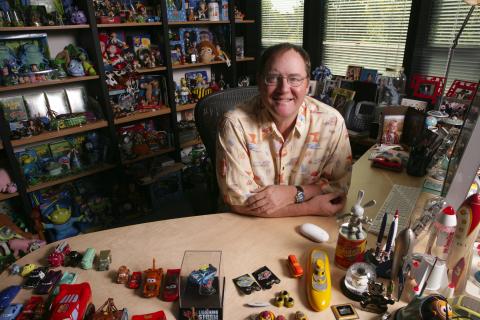 Jennifer Lee i Pete Docter zastąpią Johna Lassetera w wytwórni Disneya