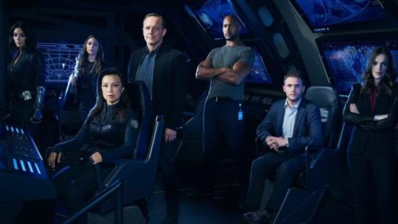 Agenci T.A.R.C.Z.Y. – plakat 6. sezonu. Bohaterowie powracają