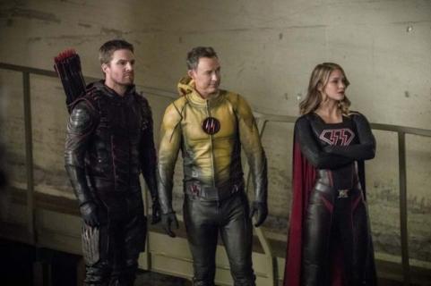 Arrow: sezon 6, odcinek 8 (crossover, część 2) – recenzja