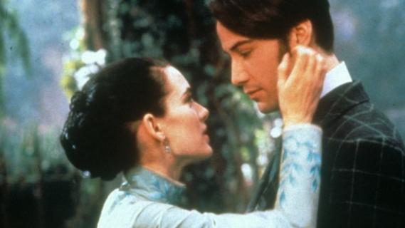 Keanu Reeves i Winona Ryder na pierwszym zdjęciu z filmu Destination Wedding