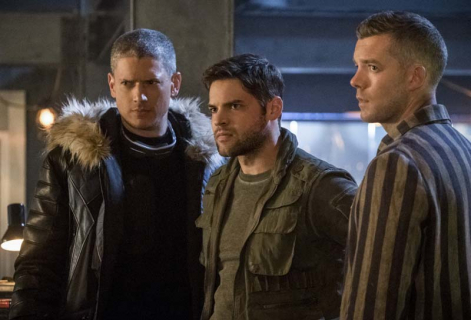 Flash: sezon 4, odcinek 8 (crossover, część 3) – recenzja
