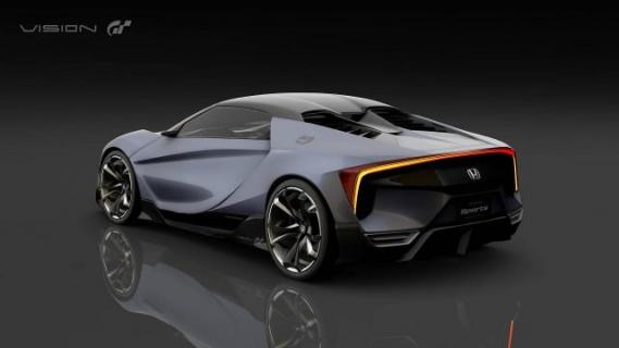 Koncepcyjny pojazd Hondy trafi do Gran Turismo Sport