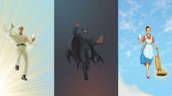 Superman-Mleczarz i ksiądz Bruce – takiego komiksu DC jeszcze nie było