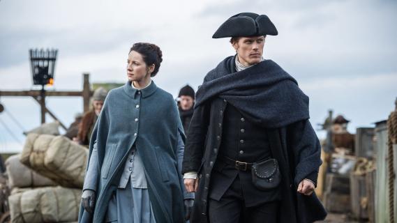 Ron Moore: Będzie 5. sezon Outlander