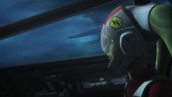 Star Wars: Rebelianci: sezon 4, odcinek 9 – recenzja