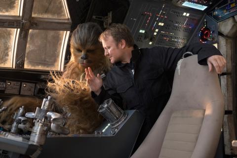 Gwiezdne Wojny: część IX – zmiany w scenariuszu. Chewbacca z większą rolą?