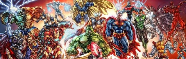 100 najlepszych superbohaterów wszech czasów