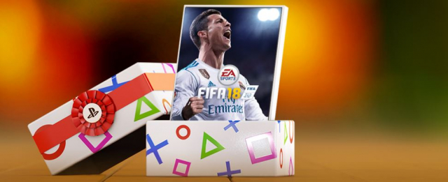 12 świątecznych okazji w PS Store. FIFA 18 w niższej cenie