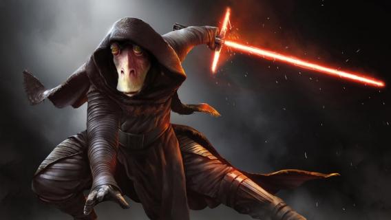 100 najlepszych postaci z Gwiezdnych Wojen