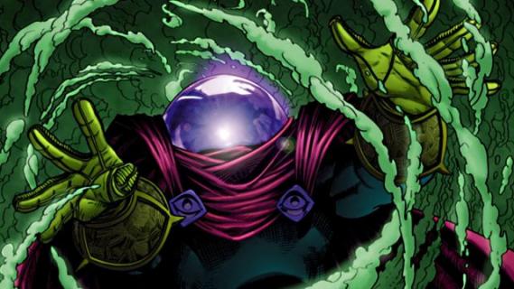 Spider Man: Far From Home – Mysterio na planie. Lepsze zdjęcie złoczyńcy