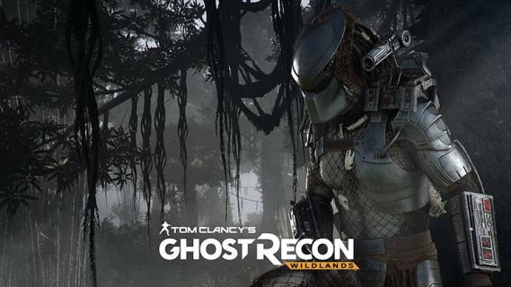 Walka z Predatorem ukazana w materiale z Ghost Recon: Wildlands