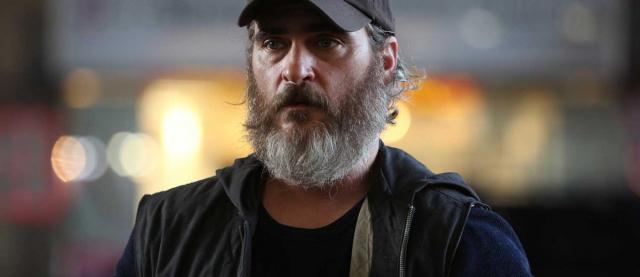 Joaquin Phoenix poluje na porywaczy. Zwiastun filmu Nigdy cię tu nie było