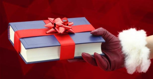 Książki i komiksy na prezent od Mikołaja
