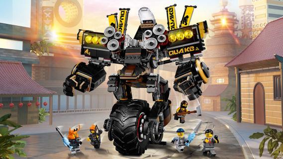 LEGO: Ninjago – przegląd oferty zestawów LEGO