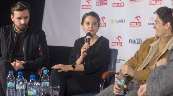 Potrzebne są nam dobre filmy – rozmawiamy z Marią Dębską z Cichej nocy na Cinergia 2017