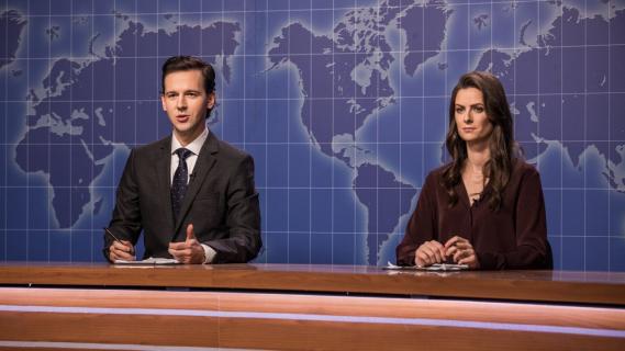 TOP 10: Najzabawniejsze momenty pierwszego odcinka SNL Polska