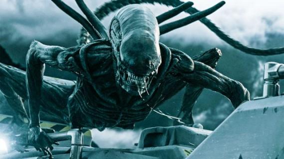 Ridley Scott twierdzi, że seria o Obcym może dorównać Gwiezdnym Wojnom i Star Trekowi